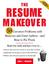 The Resume Makeover | John Marcus |