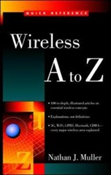 Wireless A to Z | Nathan Muller |