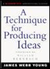 A Technique for Producing Ideas | James Webb Young |