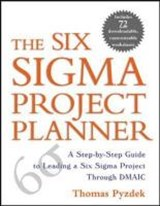 The Six Sigma Project Planner | Pyzdek |