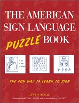 The American Sign Language Puzzle Book | Justin Segal |