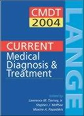 Current Medical Diagnosis and Treatment | Lawrence M. Tierney |