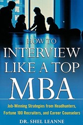 How to Interview Like a Top MBA