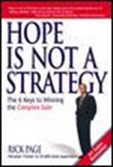 Hope Is Not a Strategy | Page |