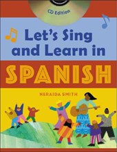 Let's Sing and Learn in Spanish  (Book + Audio CD) |  |