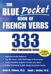 Blue Pocket Book of French Verbs