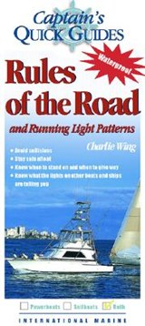 Rules of the Road and Running Light Patterns | Charlie Wing |