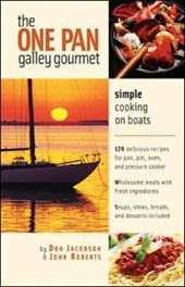 The One-Pan Galley Gourmet | Don Jacobson |