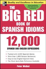The Big Red Book of Spanish Idioms | Weibel |