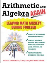 Arithmetic And Algebra...Again | Immergut, Brita ; Smith, Jean Burr |