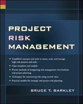 Project Risk Management | Bruce T. Barkley |