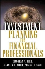 Investment Planning | Geoffrey A. Hirt |