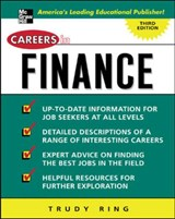 Careers in Finance | Trudy Ring |