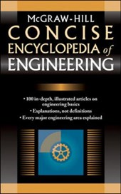 McGraw-Hill Concise Encyclopedia of Engineering | McGraw-Hill Education |