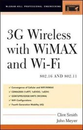 3g Wireless with 802.16 and 802.11