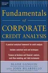 Standard & Poor's Fundamentals of Corporate Credit Analysis | Blaise Ganguin |