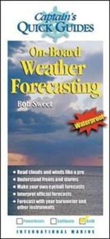 Onboard Weather Forecasting | Bob Sweet |