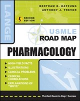 USMLE Road Map Pharmacology, Second Edition | Bertram G. Katzung |