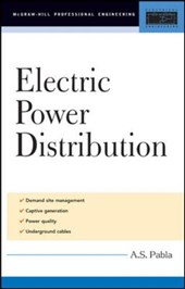 Electric Power Distribution | A. S. Pabla |