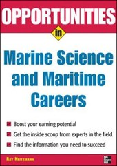 Opportunities in Marine Science And Maritime Careers