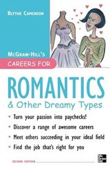 Careers for Romantics & Other Dreamy Types | Blythe Camenson |