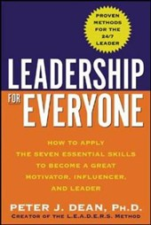 Leadership for Everyone | Peter J. Dean |