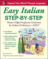 Easy Italian Step-By-Step | Paola Nanni-Tate |