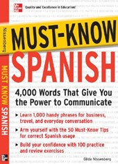 Must - Know Spanish