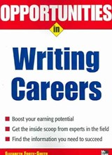 Opportunities in Writing Careers | Elizabeth Foote-Smith |