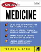 Careers in Medicine | Terence Sacks |