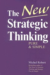 The New Strategic Thinking | Michel Robert |