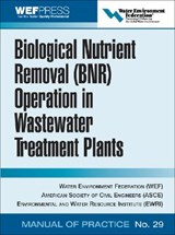 Biological Nutrient Removal (BNR) Operation in Wastewater Treatment Plants |  |