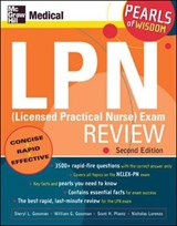 LPN (Licensed Practical Nurse) Exam Review | Sheryl L. Gossman |