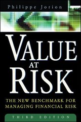 Value at Risk | Philippe Jorion |