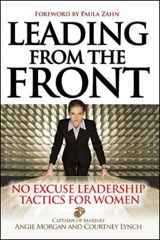 Leading from the Front | Angie Morgan |