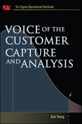 Voice of the Customer | Kai Yang |