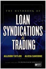 The Handbook of Loan Syndications and Trading | auteur onbekend |