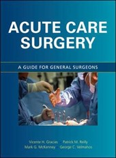 Acute Care Surgery | Vicente H. Gracias |