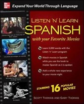 Listen 'N' Learn Spanish from your Favorite Movies
