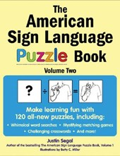 The American Sign Language Puzzle Book, Volume