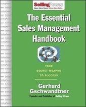 The Essential Sales Management Handbook