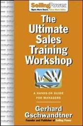 The Ultimate Sales Training Workshop