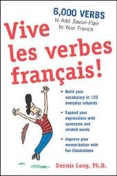 Vive Les Verbes Francais!