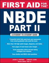 First Aid for the NBDE Part II | Jason E. Portnof |