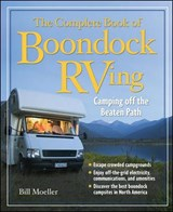 The Complete Book of Boondock Rving | Moeller, Bill ; Moeller, Jan |