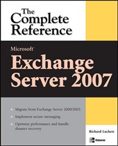 Microsoft Exchange Server | Richard Luckett |