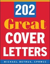 202 Great Cover Letters | Michael Betrus |