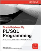 Oracle Database 11g Pl/SQL Programming | Michael McLaughlin |