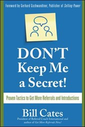 Don't Keep Me a Secret | Bill Cates |