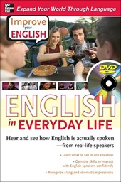 English in Everyday Life [With DVD]